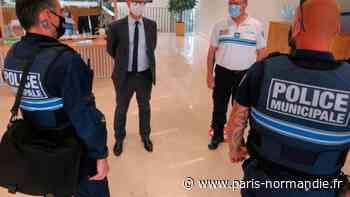 Pour lutter contre les cambriolages, le maire du Grand-Quevilly réclame des renforts de police - Paris-Normandie