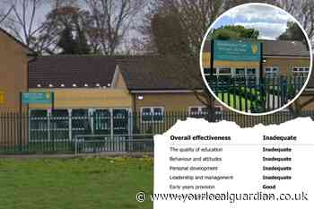 Beddington Park Primary School rated 'inadequate'
