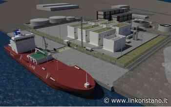 Piani confermati: il metano in porto a inizio anno. Santa Giusta si prepara - LinkOristano.it - Linkoristano.it