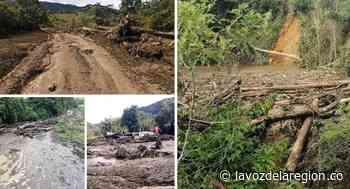 La crisis que vive comunidad en Baraya, a causa del invierno - Noticias