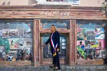 Sandrine Chadier. « Être maire de Craponne, c'est une belle aventure » - - Lyon People