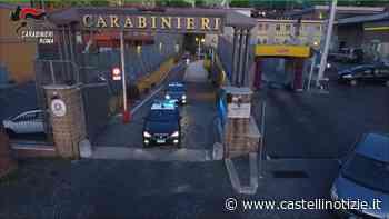 Carabinieri Compagnia di Frascati - Controlli a Tor Bella Monaca: 2 arresti e una denuncia - Castelli Notizie