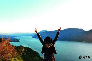 18 km de long, 147 mètres de profondeur, le lac du Bourget, en Savoie, est le plus grand lac naturel de Fra... - RCF