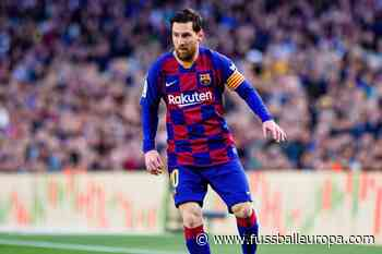 Lionel Messi steht kurz vor neuem LaLiga-Rekord - Fussball Europa