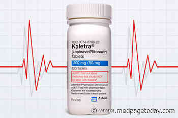 Kaletra for COVID-19: Bradycardia Confirmed as Side Effect