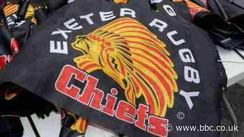 Exeter Chiefs fans at odds over use of Native American branding
