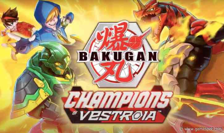 Shantae Dev S Mystery Switch Project Is A Bakugan Game Games News Newslocker