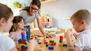Land Steiermark investiert in Kinderbetreuung - Krone.at