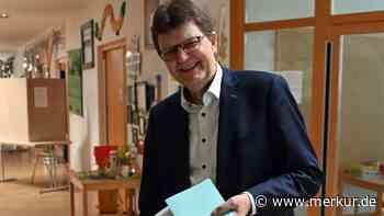 Kommunalwahl 2020 Fahrenzhausen: Nur 68 Prozent für Bürgermeister Stadlbauer - Merkur.de