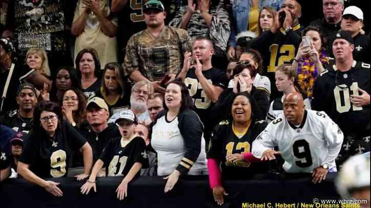 Saints offering refunds to 2020 season ticket holders
