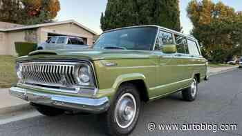 This 1968 Jeep Wagoneer may not be Grand, but it's pretty swell