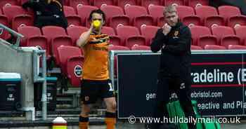 Hull City's Grant McCann shrugs off relegation pressures