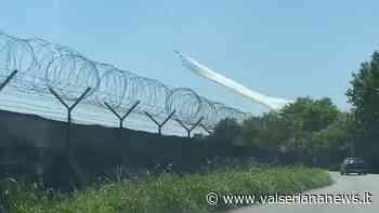 Le Frecce Tricolori si esercitano a Ghedi - Valseriana News - Valseriana News