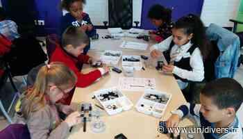 Projet robotique Espace jeunesse Lieusaint - Unidivers