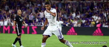 Orlando City forward Tesho Akindele agrees to contract extension
