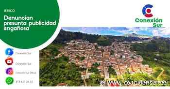 Veeduría de Jericó presentó denuncia contra multinacional minera - ConexionSur