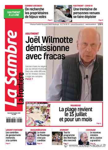 La Sambre (Hautmont) du vendredi 10 juillet 2020 - L'Observateur