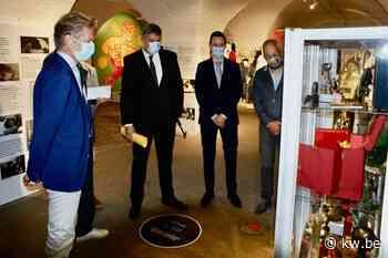 Grafische kunstenaars en cineasten stellen tentoon in Fort Napoleon