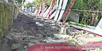 Descubren irregularidades en seis obras en Puente de Ixtla - La Jornada Morelos