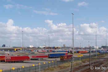 Haven Zeebrugge vooruit in goederen maar dieptepunt passagiers