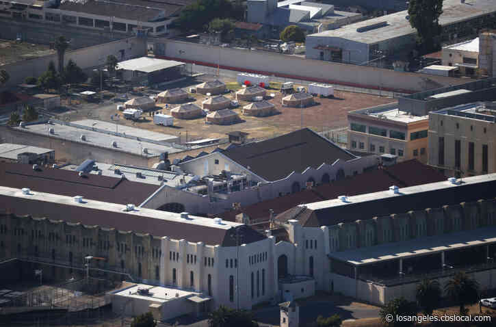 California Planning To Release Another 8,000 Inmates Early To Reduce Spread Of COVID-19