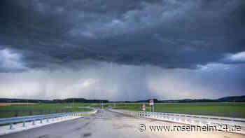 Auf Unwetter folgt Dauerregen