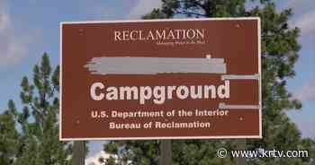 BOR reverses decision and will keep original Canyon Ferry campground names - KRTV Great Falls News