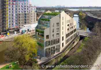 Tottenham housing scheme approved with no affordable homes - Enfield Independent