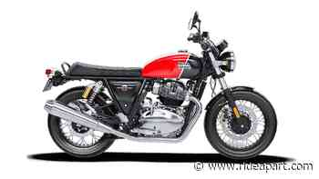 Royal Enfield Interceptor 650 Is U.K.'s Top-Selling Bike In June - RideApart