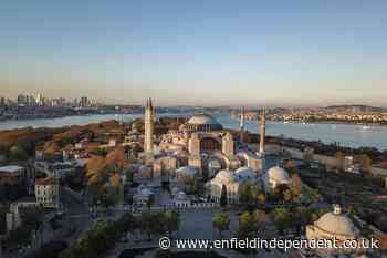 Hagia Sophia formally restored as mosque by Turkish president - Enfield Independent