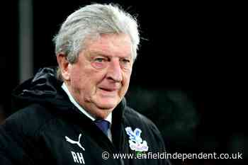 Roy Hodgson rubbishes suggestion Crystal Palace are 'on their holidays' - Enfield Independent