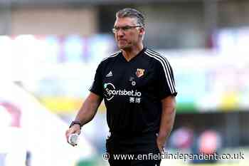 Nigel Pearson applauds Watford squad for adapting to empty stadiums positively - Enfield Independent