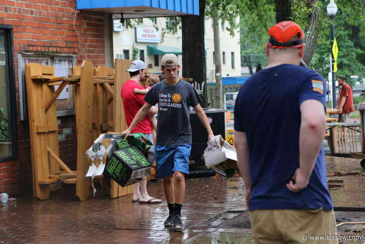 County Board and Staff Push Back Against Stormwater Inequity Claims