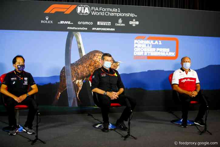 Styrian Grand Prix Friday Press Conference