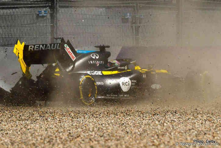 Ricciardo: It was a mistake