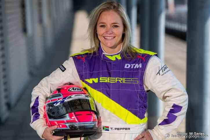 Tasmin Pepper: South Africa under the radar since Jody Scheckter