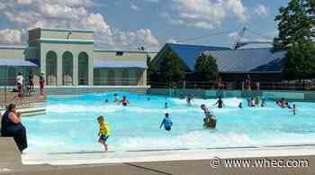 Roseland Waterpark not reopening Friday