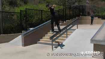 How to do a Backside Lipslide