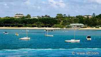 Mornington Peninsula lockdown infuriates locals - The Australian Financial Review