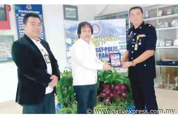Consul thanks Ranau police for cooperation - Daily Express