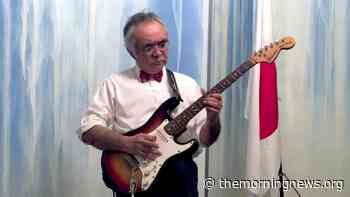 Japanese Consul General plays The Star-Spangled Banner. - The Morning News