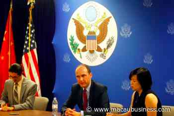 "New HK national security law is ""terrible"" - US Consul - Macau Business"