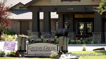 3 deaths since Monday from Canyon Creek Memory Care COVID-19 outbreak in Billings - Billings Gazette