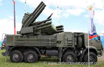 """India intend to buy more than 30 Tula ZRPK """"Shell-S"""" from Russia - - Defence Aviation Post"""