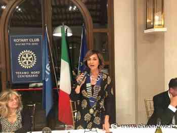 FOTO | Rotary Teramo, passaggio del Martelletto. Stefania Nardini nuova presidente - ekuonews.it