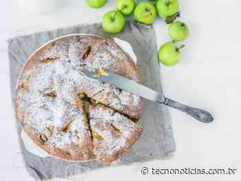 Bolo fofinho de maçã com canela; experimente essa delícia hoje ainda! - Tecno Notícias