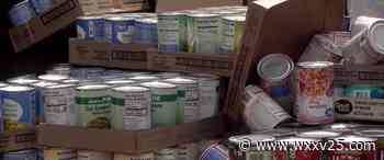 Long Beach Community Food Pantry receives large donation - WXXV News 25