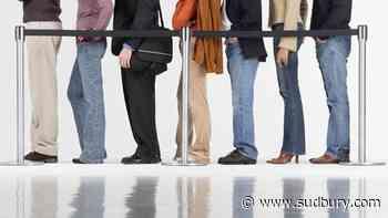 Sudbury's unemployment rate edges upwards to 9.4%