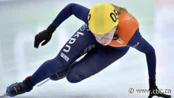 World champion short-track speed skater Lara van Ruijven dies at 27