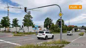 Kaufering: Neues Konzept für Unfallschwerpunkt in Kaufering - Augsburger Allgemeine